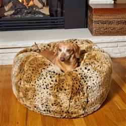 Tiger Dreamz Beddy Ball Bed - Ocelot