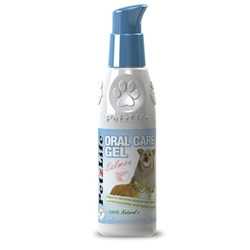 PetzLife Oral Care GEL w/Salmon Oil - 4oz.
