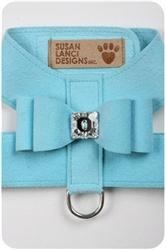 Tiffi Blue Big Bow Harnesses