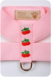 Puppy Pink Cherry Harnesses