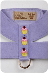 French Lavender Cup Cake Harnesses