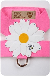 Perfect Pink Daisy (Large) Harnesses