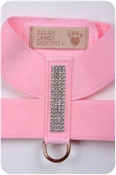 Puppy Pink Giltmore Crystal II Harnesses