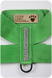 Green Giltmore Crystal Harnesses