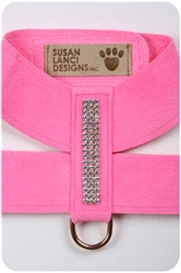 Perfect Pink Giltmore Crystal Harnesses