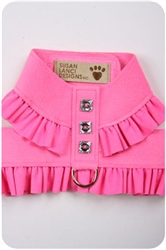 Perfect Pink Pinafore Harnesses