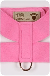 Perfect Pink Plain Harnesses