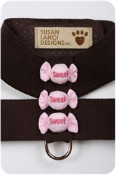 Chocolate Puffy Sweets Harnesses