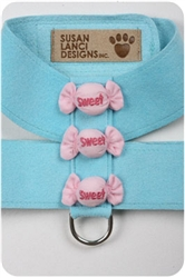 Tiffi Blue Puffy Sweets Harnesses