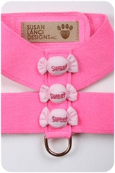 Perfect Pink Puffy Sweets Harnesses