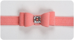 Peaches 'n Cream Big Bow Collars