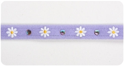 French Lavender Daisy (Small) Collars