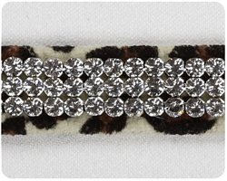 Cheetah Light Giltmore Crystal II Collars