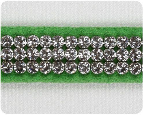 Green Giltmore Crystal II Collars