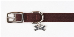 Chocolate Plain Collars