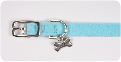 Tiffi Blue Plain Collars