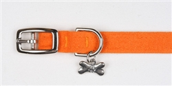 Orange Plain Collars