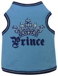Crown Prince - Tank - Light Blue