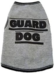 Guard Dog - Tank - Gray