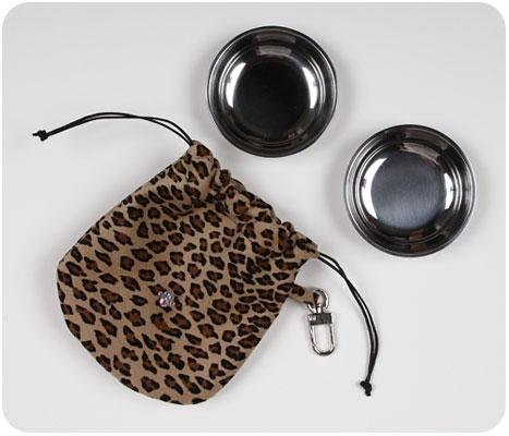 Cheetah Travel Pouch