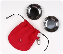 Red Travel Pouch