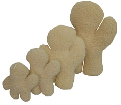 Fido's Favorites™ Faux Sheepskin Ted Toy