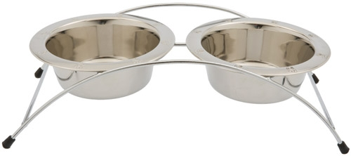 Aruba Stainless Steel Pet Diners