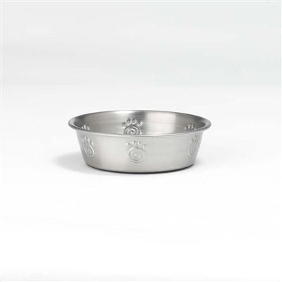 Cayman Classic Non-Skid Stainless Steel Bowls