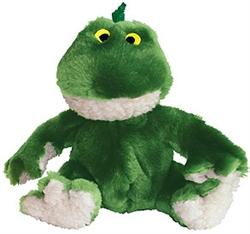 Sitting Frog Plush Toy