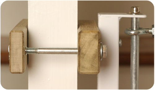 Square Clamps