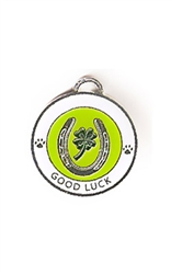 Good Luck Medallion