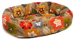 Donut Bed Garden Microvelvet