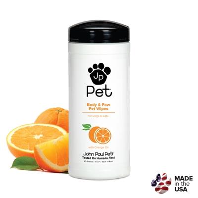 Body & Paw Pet Wipes - Healthy Paws