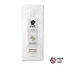 Oatmeal Shampoo Foil Pack - 0.5 oz.