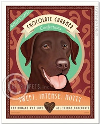 Chocolate Charmer Confections (Chocolate Lab)