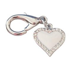Enchanted Heart Charm
