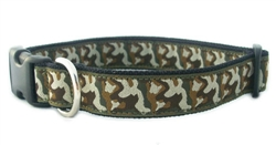 Hemp Collars, Leashes Camo