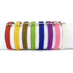 Hemp Toy Dog Collars