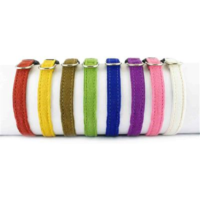 Hemp Toy Dog Collars
