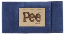 Pee Brand - Ultrasuede® Wizzer Bellybands Baltic Blue