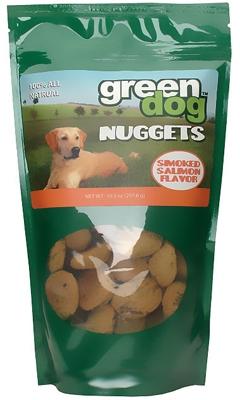 Green Pet Nuggets™ - Smoked Salmon (10.5 oz)