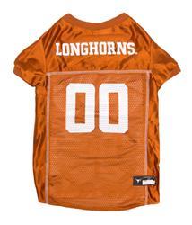 Texas Longhorns Dog Jersey