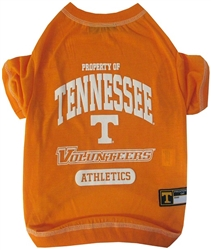Tennessee Volunteers Dog Tee Shirt