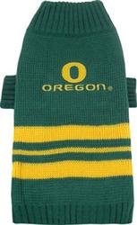 Oregon Ducks Dog Sweater