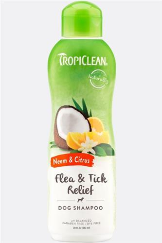 Tropiclean Shampoo 20oz