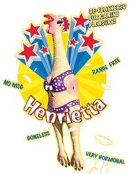 Henrietta the Chicken
