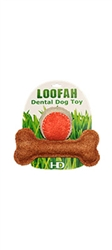 Playtime Combo - Medium Ball & Large Bone Loofas