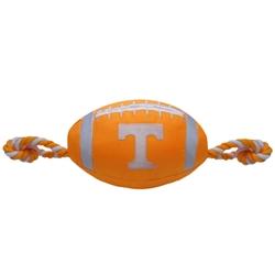 Tennessee Volunteers Nylon Football Dog Toy