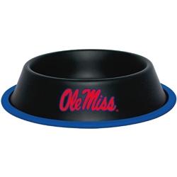 Ole Miss Rebels Dog Bowl