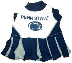 Penn State Nittany Lions Cheerleader Dog Dress